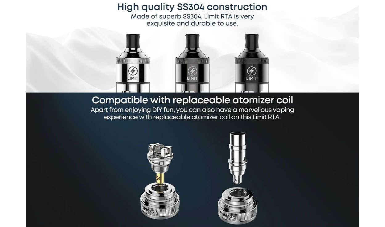 KIZOKU Limit 22 MTL RTA