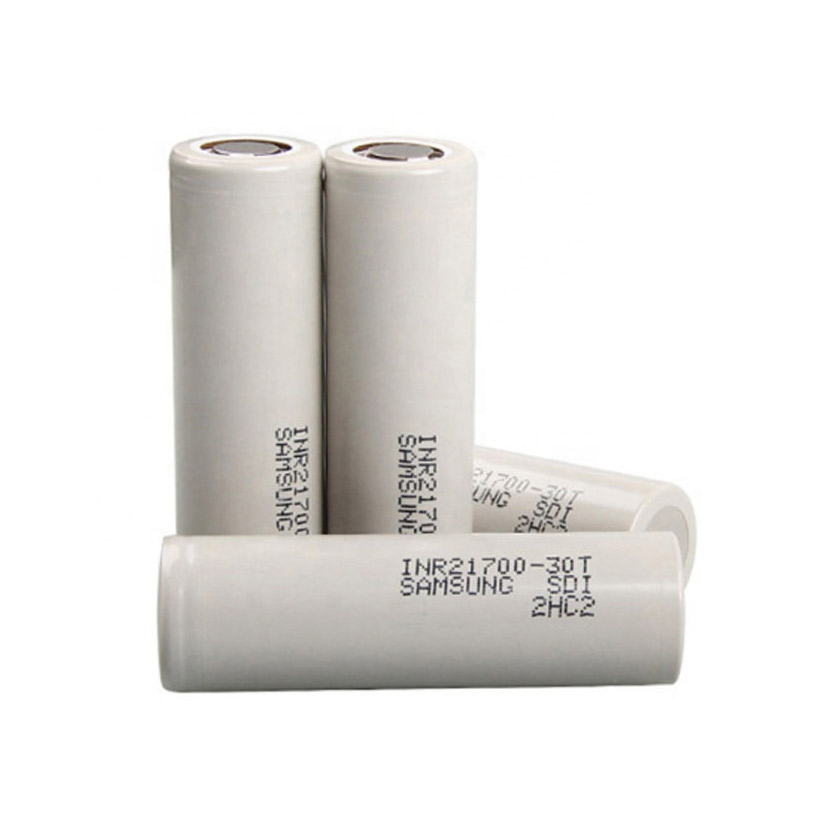 Samsung INR21700 30T 3000mAh 35A Flat Top Li-ion Rechargeable Battery