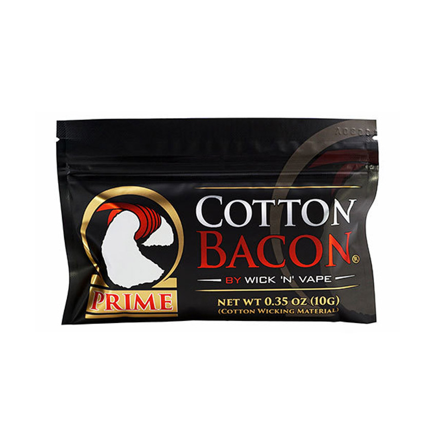 Wick N Vape Prime Cotton Bacon