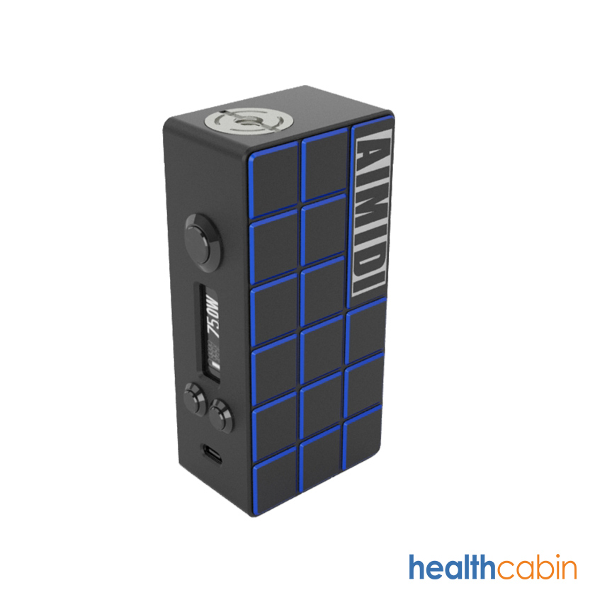 Aimidi Cube Mini DNA 75W Box Mod Black