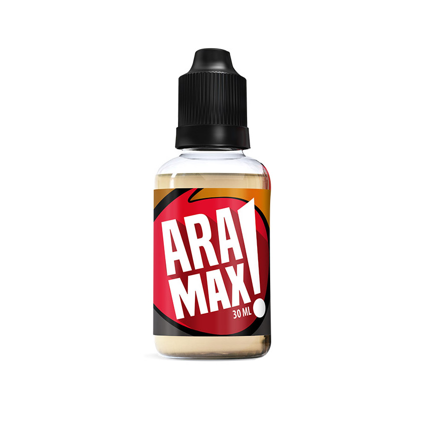 30ml Aramax Virginia Tobacco E-Liquid (50PG/50VG)