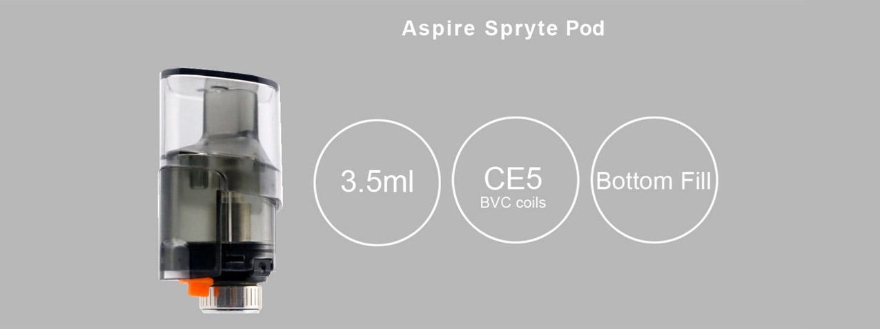 Aspire Spryte Pod