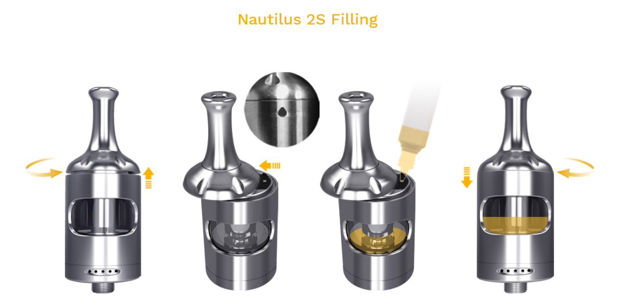 Aspire Nautilus 2S Tank