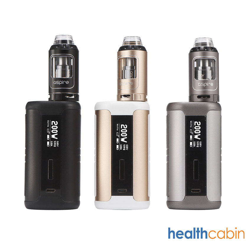 Aspire Speeder 200W Mod Kit With 4ml Athos Tank Atomizer