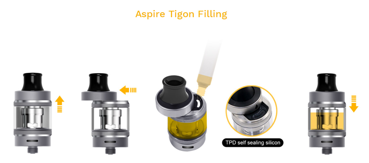 Aspire Tigon Kit