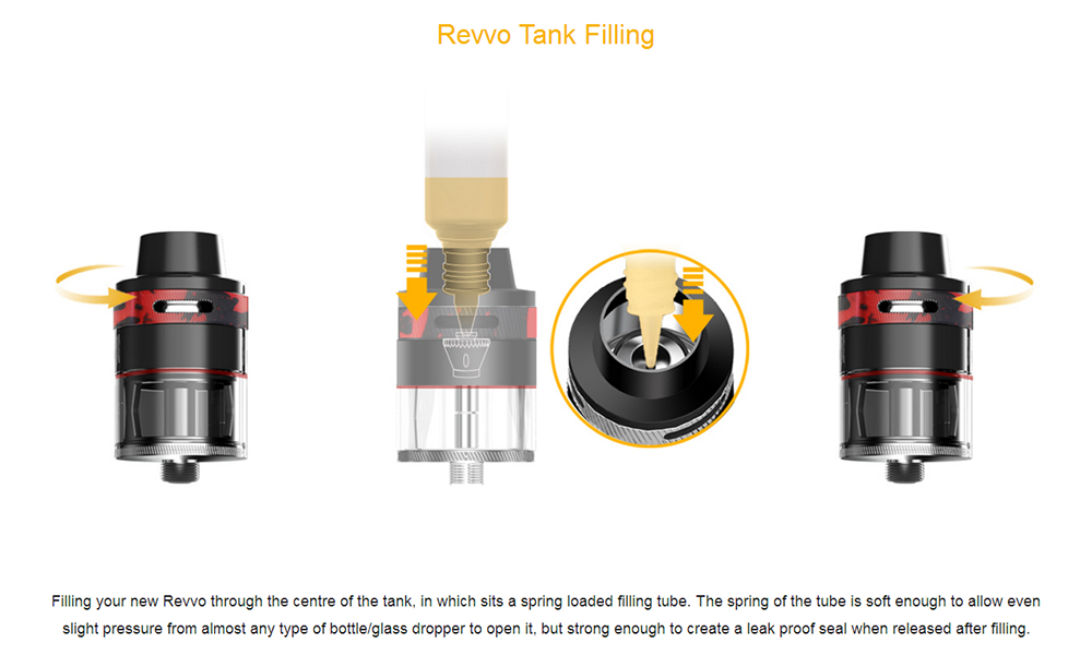 Aspire Typhon 100 Revvo Mod Kit