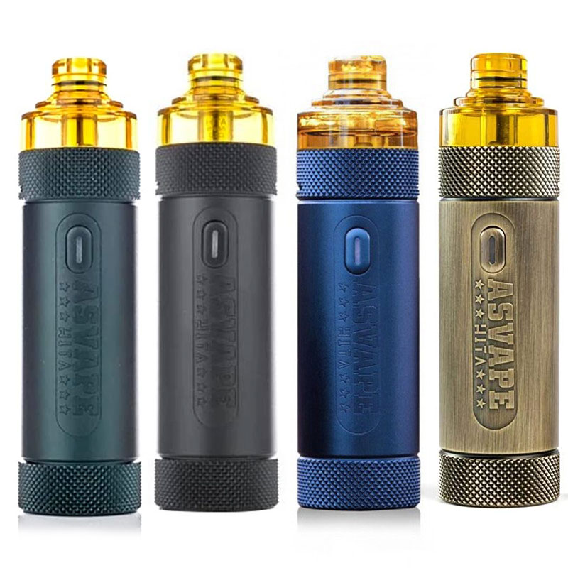 Asvape Hita 30W Mech Pod Kit 1000mAh 3ml