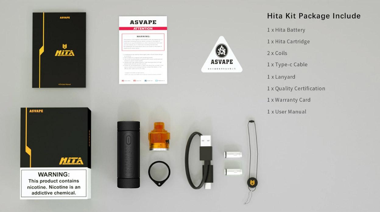 Asvape Hita Kit