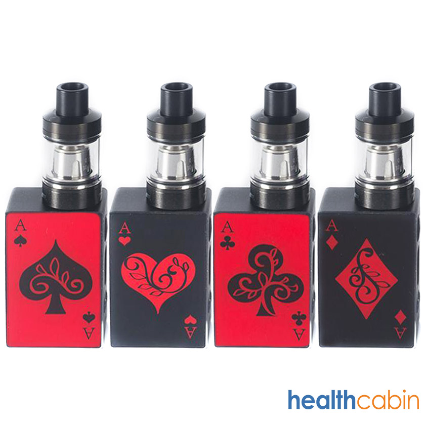 Avidartisan Gamblers 60W Mod Kit 1600mAh 2ml
