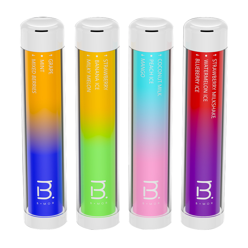 [OEM]BMOR PI 3000 Puffs Disposable Kit with 3 Flavors 1500mAh 6.5ml