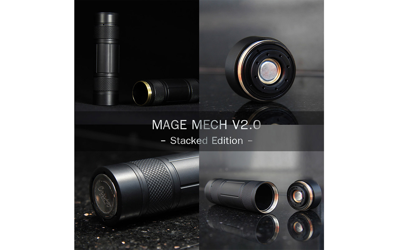 Coilart Mage Mech V2.0 Mod