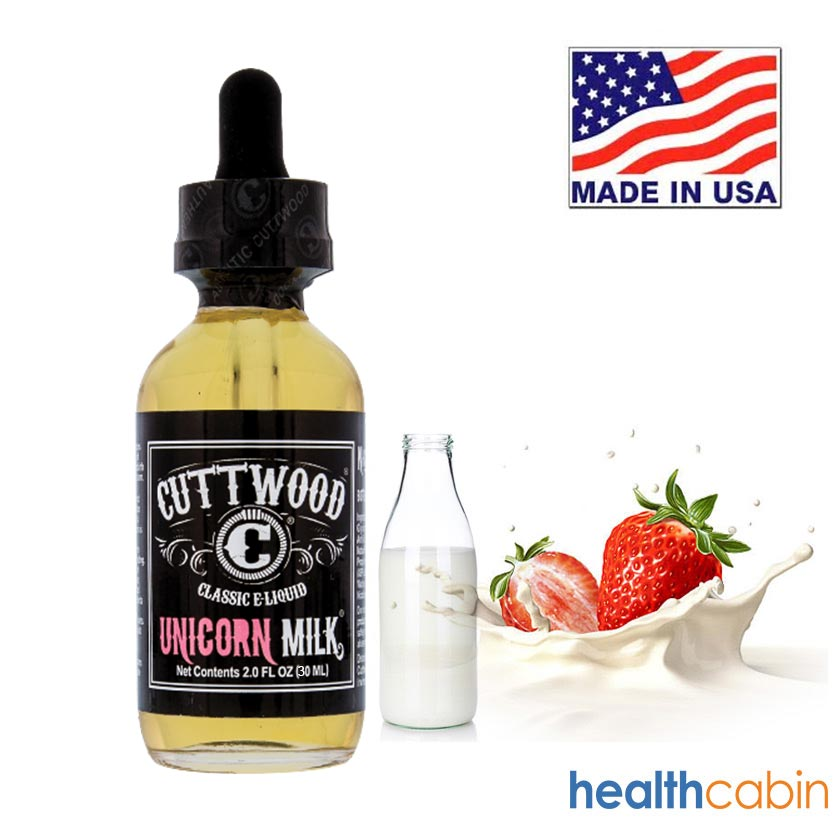 30ml Cuttwood Unicorn Milk E-Liquid