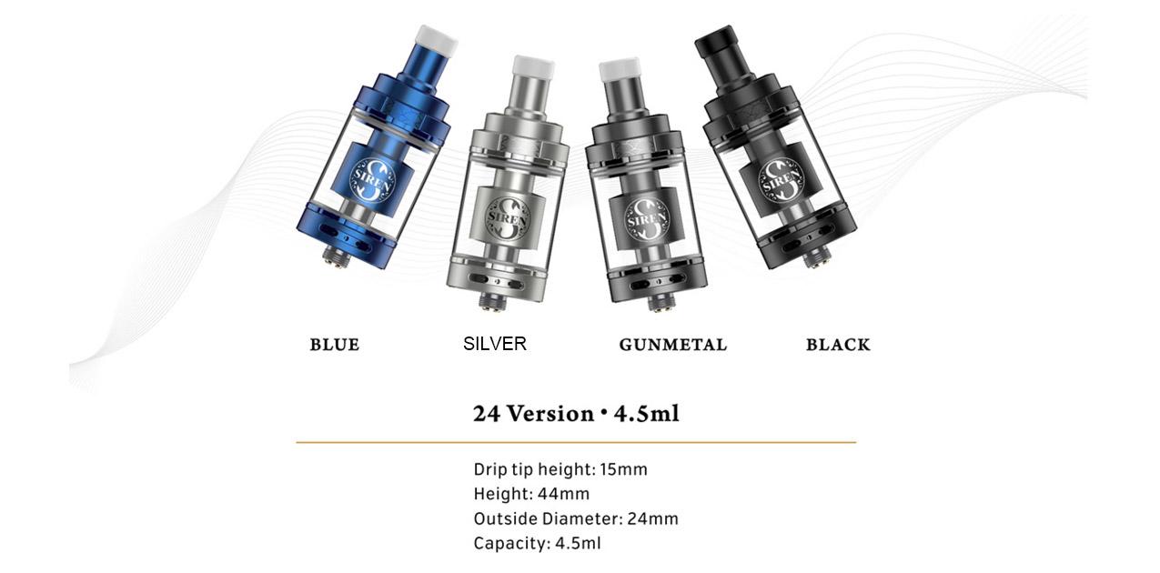 Digiflavor Siren V2 GTA 4.5ml