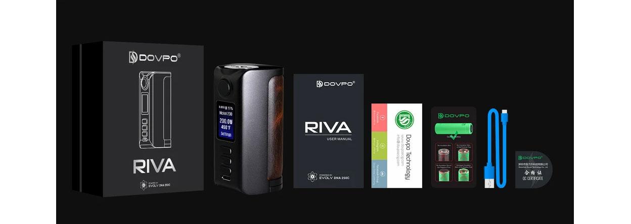 Dovpo Riva DNA250C Mod