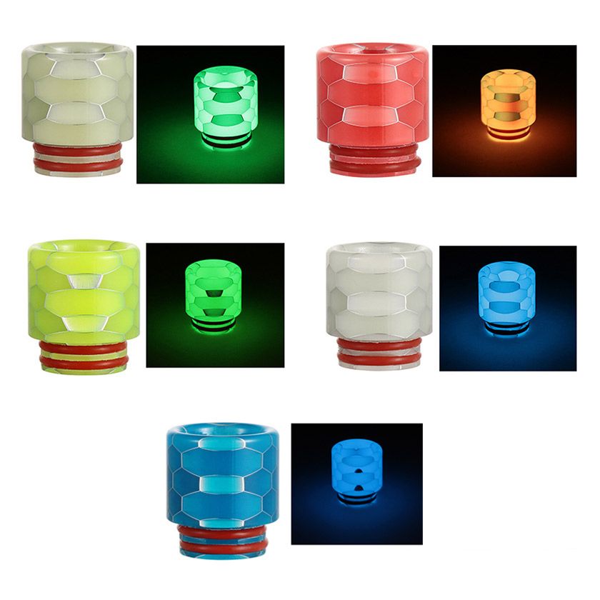 810 Luminous Snake Drip Tip For Smok TFV12, TFV8 Tank