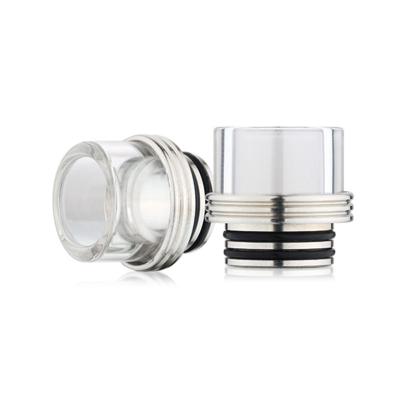 Glass & Stainless Drip Tip for Smok TFV8,810