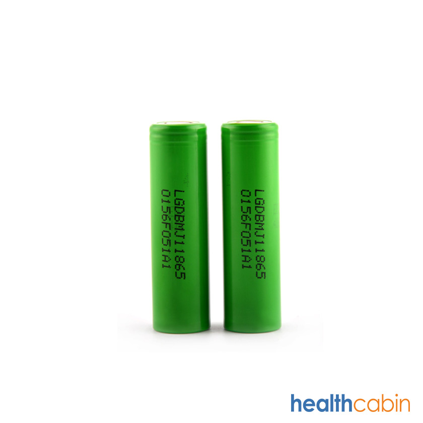 LG DBMJ1 18650 3500mAh 20A Flat Top Li ion Rechargeable Battery (Please contact our sales for special shipping arrangement)