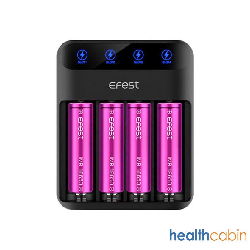 Efest Lush Q4 Intelligent LED Charger