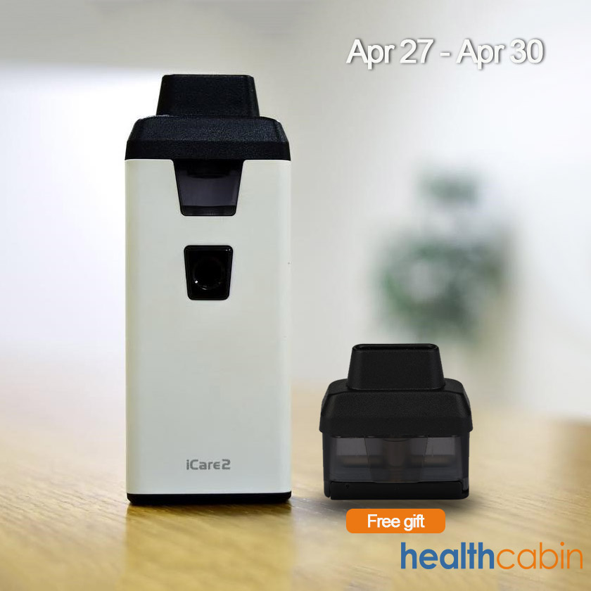 Eleaf iCare 2 Starter Kit 650mAh