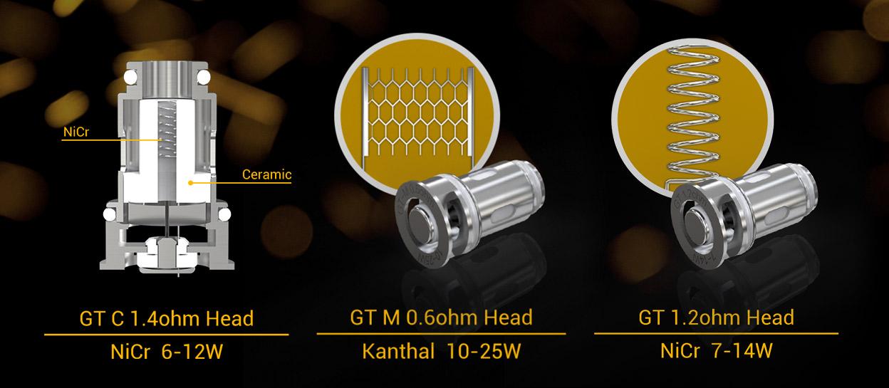 Eleaf GT series coils