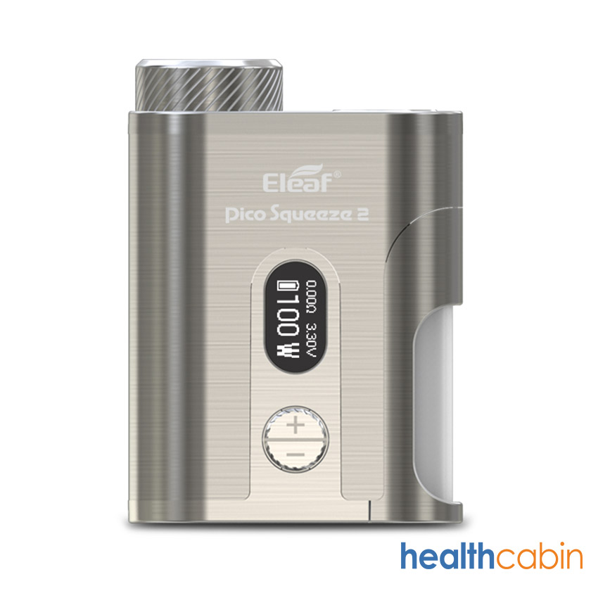Eleaf iStick Pico Squeeze 2 100W Box Mod with AVE 21700 Battery