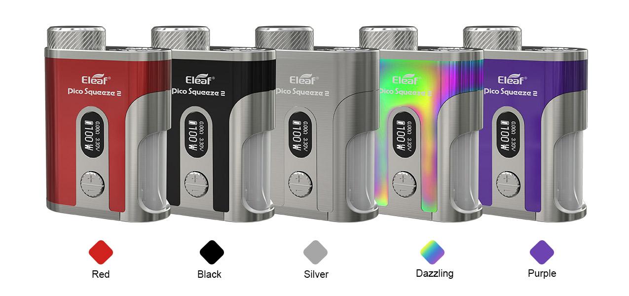 Eleaf iStick Pico Squeeze 2 Mod