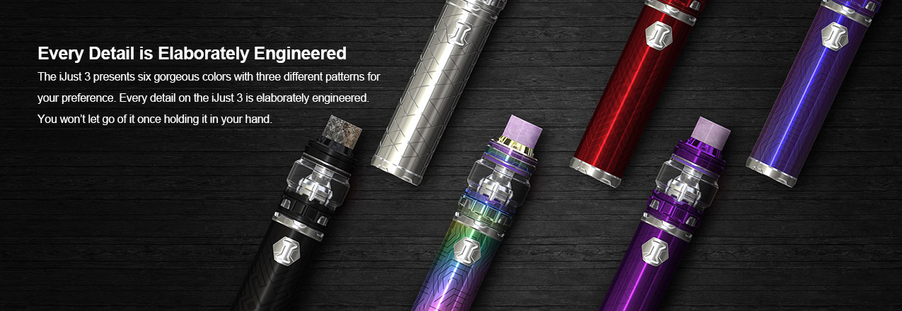 Eleaf iJust 3 Starter Kit