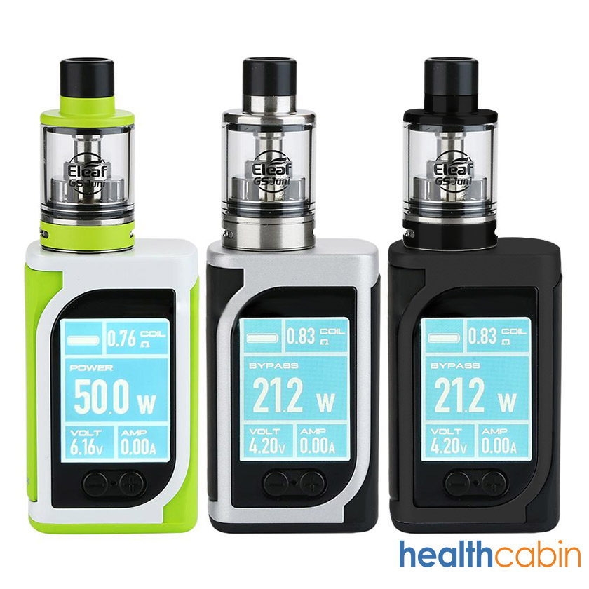 Eleaf iStick Kiya 50W Mod Kit with GS Juni Tank Atomizer