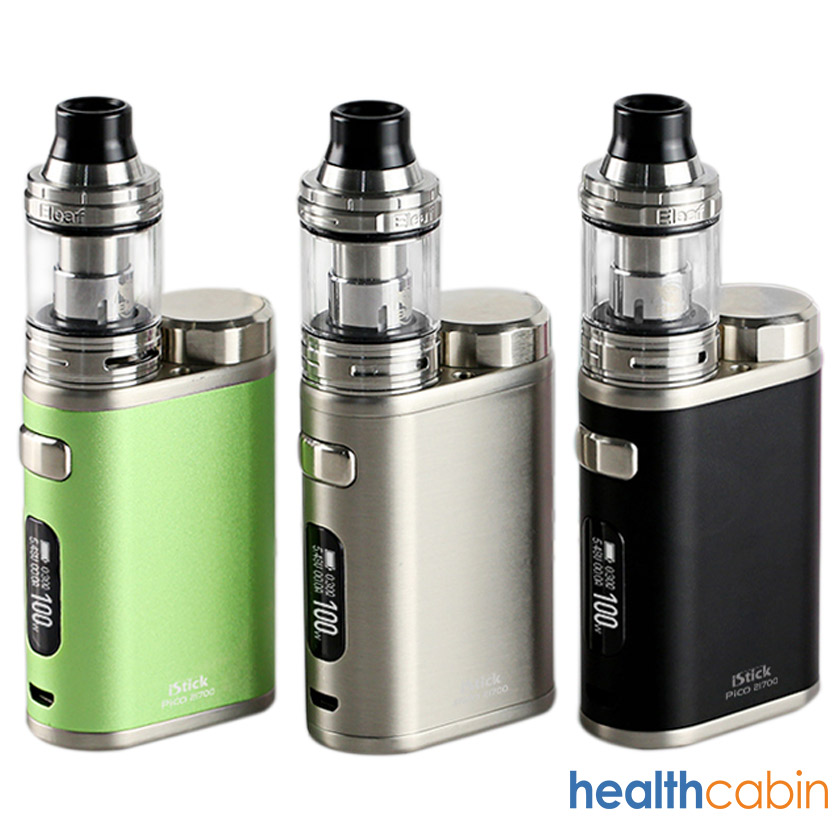 Eleaf iStick Pico 21700 100W Mod Kit with 21700 Battery(4000mah)