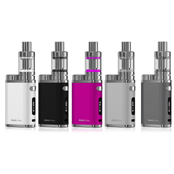 Eleaf iStick Pico 75W Kit with Melo 3 Mini
