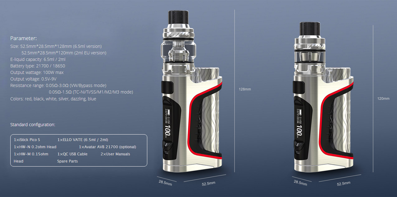 Eleaf iStick Pico S Kit