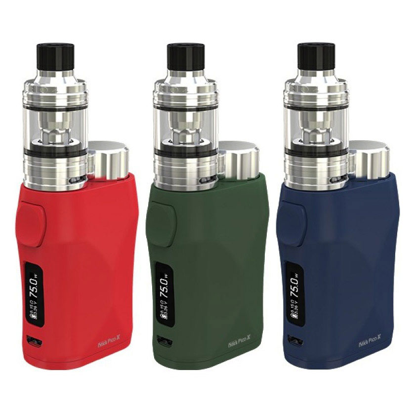Eleaf iStick Pico X 75W Mod Kit With Melo 4(D22) Tank Atomizer 2ml