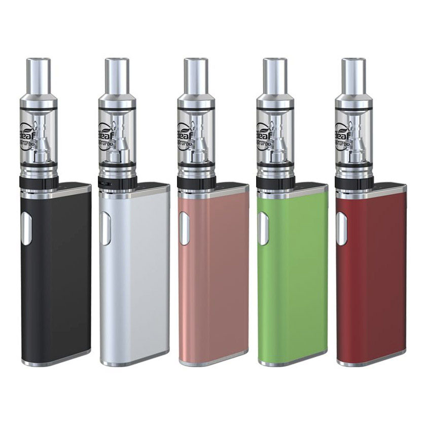 Eleaf iStick Trim Kit with GS Turbo Tank 1800mAh