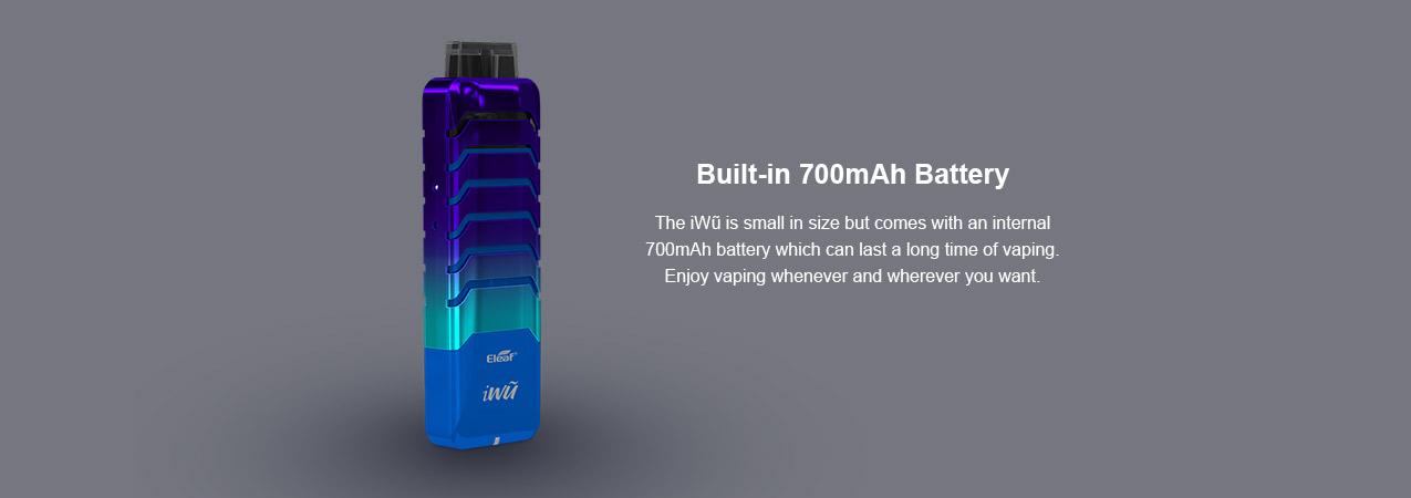 Eleaf iWu Starter Kit