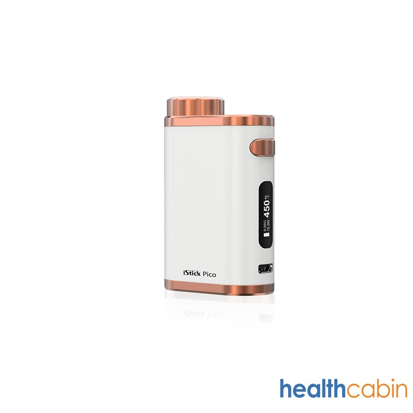 Eleaf iStick Pico 75W Box Mod White&bronze