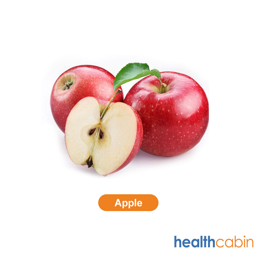 115ml HC E-Liquid Apple 40PG/60VG (Flavoring Essence Doubled)