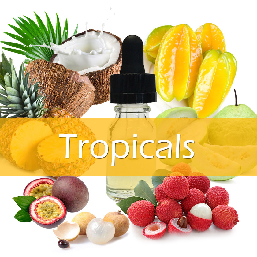 10ml Vapelf Tropicals Concentrated Flavors