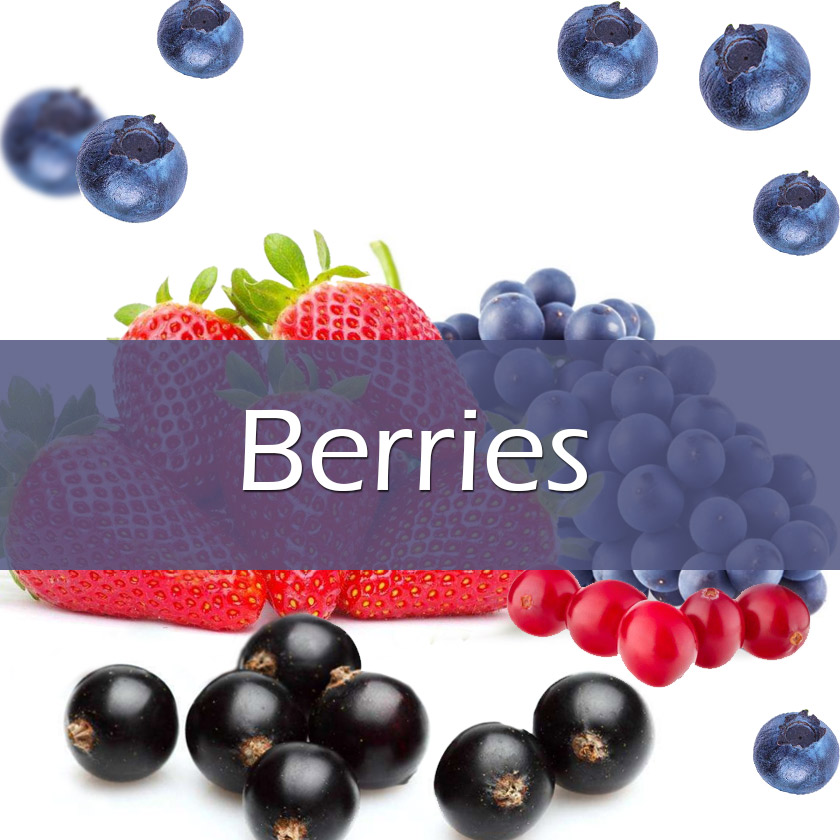 10ml Vapelf Berries Concentrated Flavors