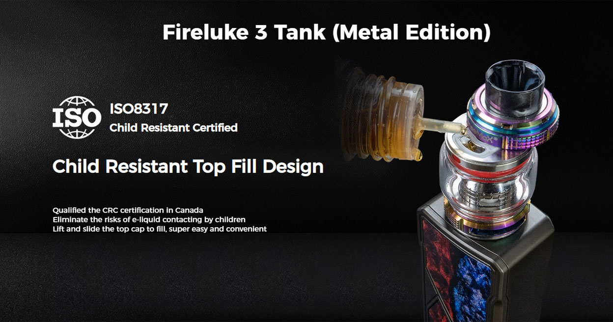 Freemax Maxus 100W Metal Kit