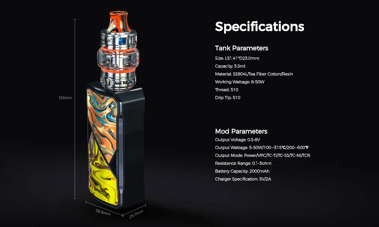 Freemax Maxus Kit