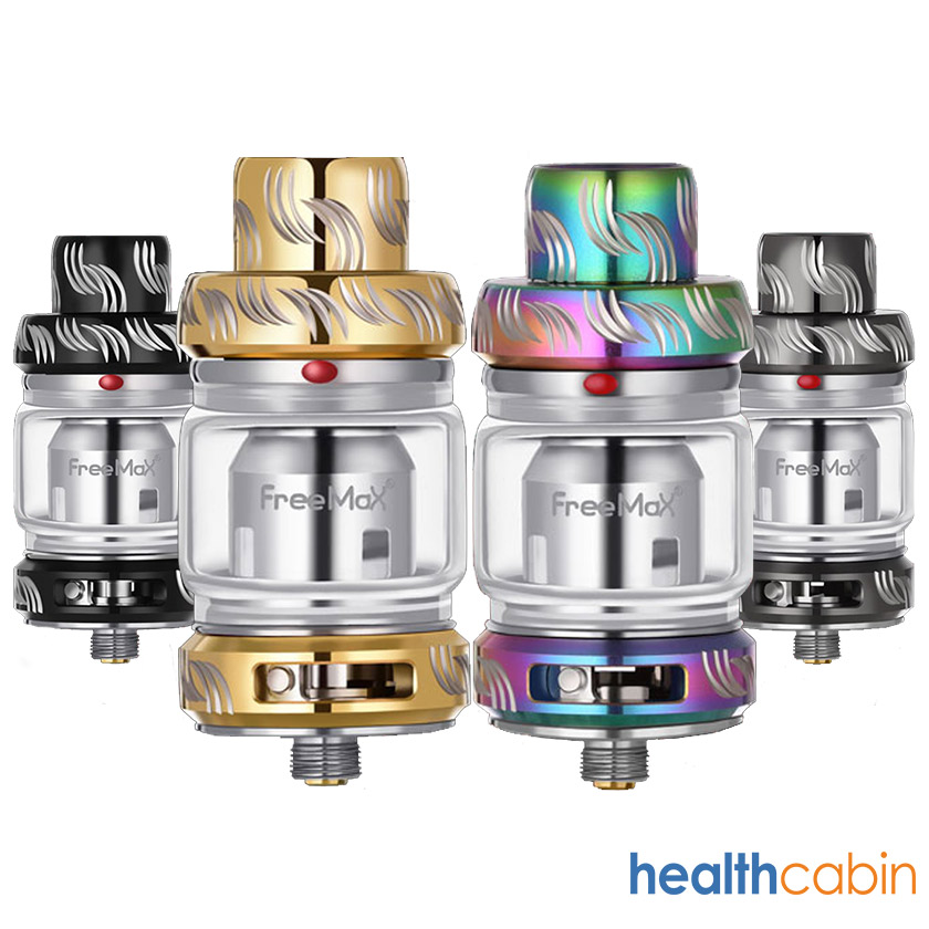 Freemax Mesh Pro Tank Atomizer 5ml Metal Color