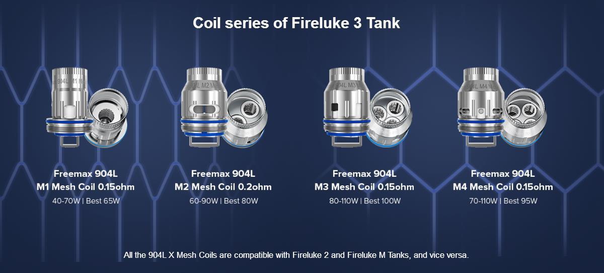 Freemax M Pro 2 Tank Atomizer