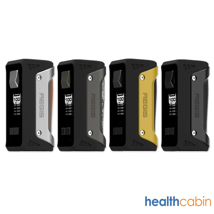 GeekVape Aegis 100W Box Mod with 26650 Battery 4300mAh