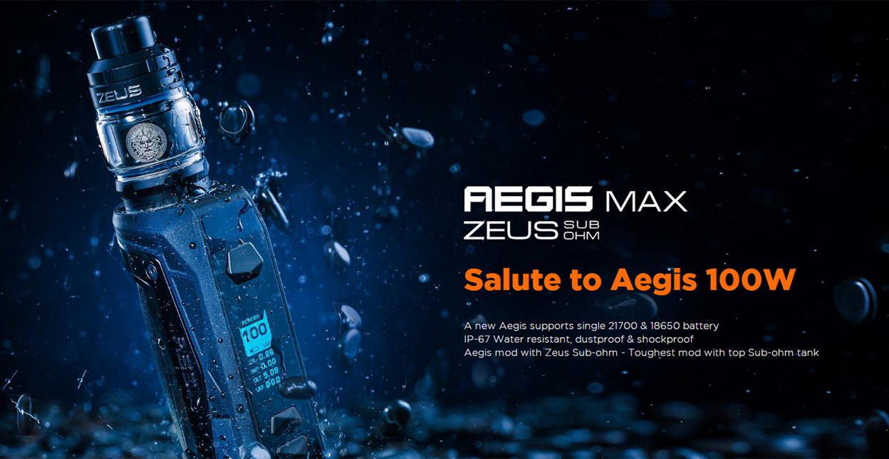Geekvape Aegis Max Kit