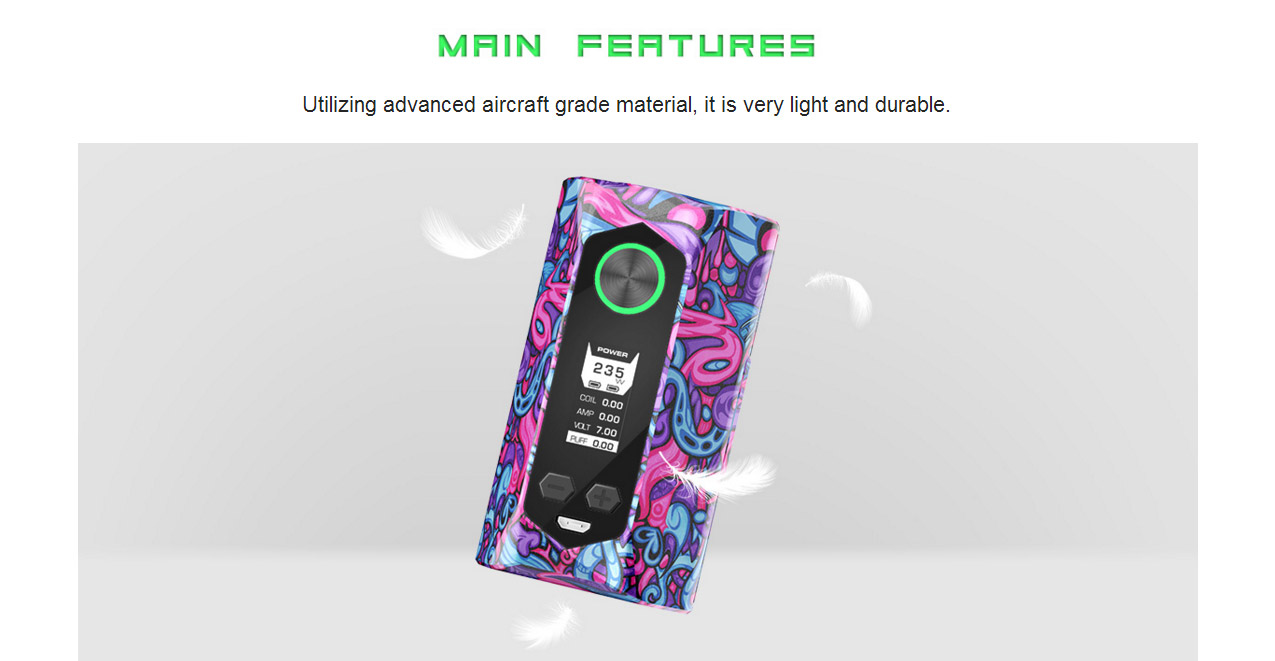 Geekvape Blade 235W Mod