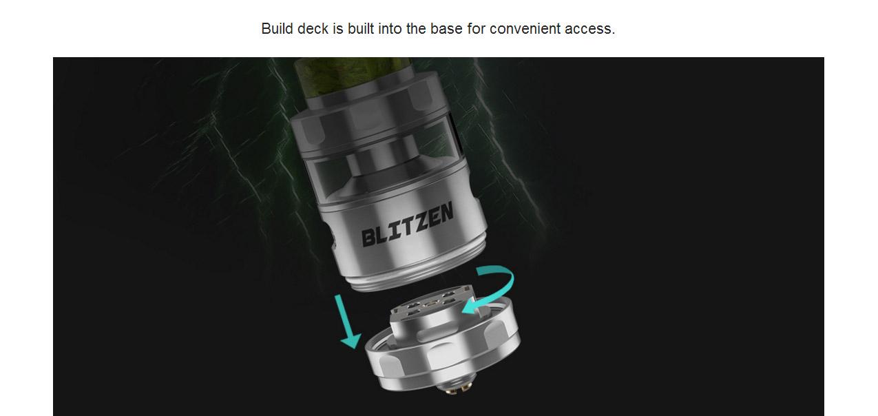 Geekvape Blitzen RTA Atomizer