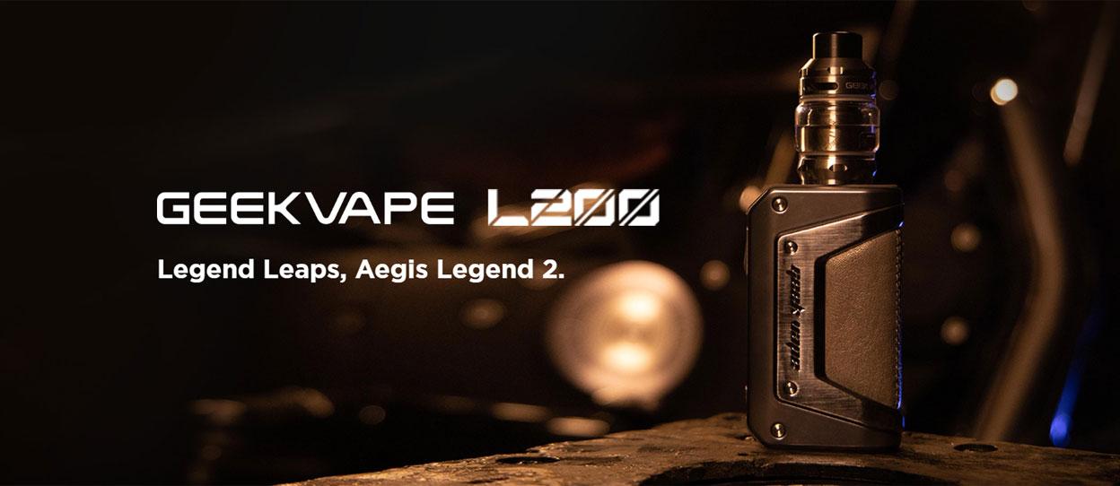 Geekvape Aegis Legend 2 kit