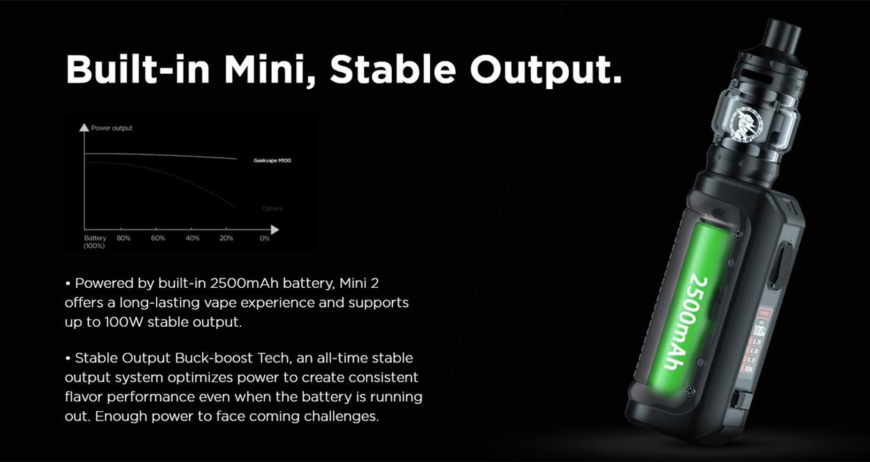 Geekvape M100 Mod