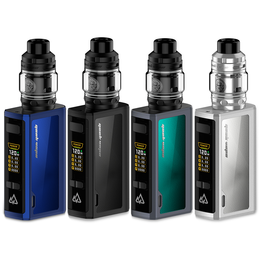 Geekvape Obelisk 120 FC Kit with Z Sub Ohm Tank 3700mAh 5ml
