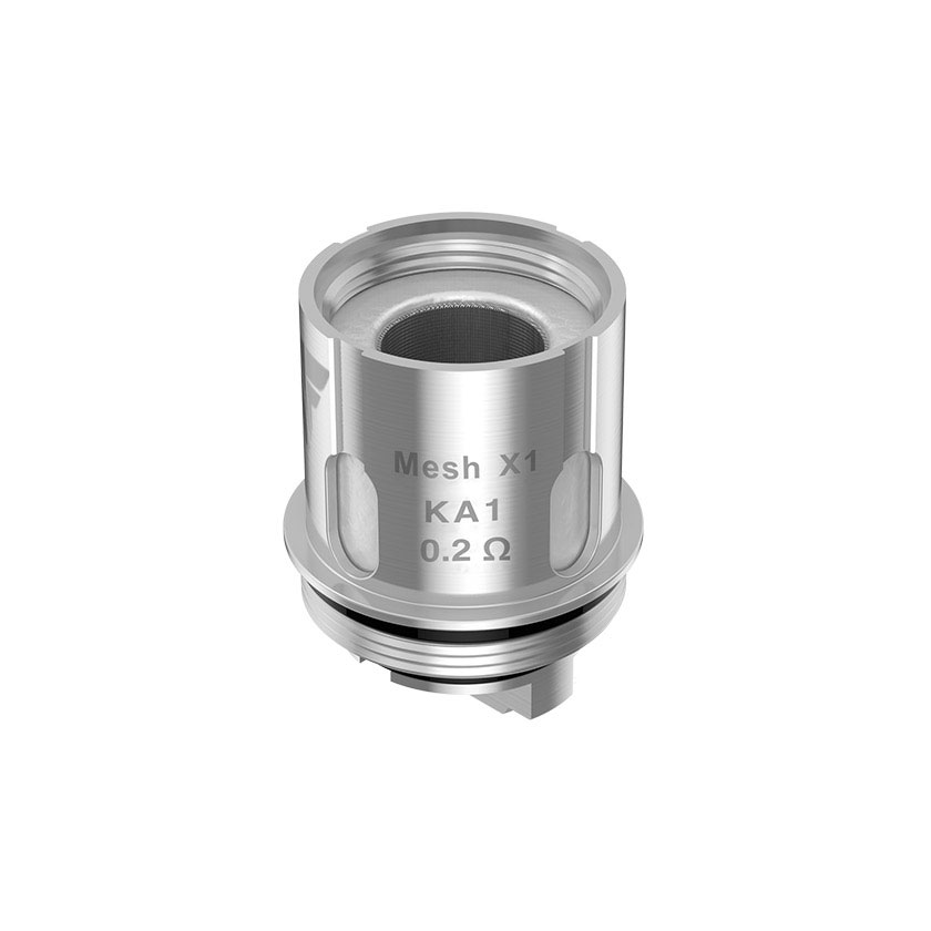 Geekvape Super Mesh Coils (0.2ohm & 0.4ohm) for Aero Mesh,Shield,Cerberus Tank Atomizer (5pcs/Pack)